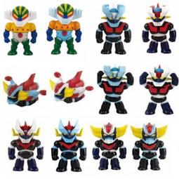 6427 - GO NAGAI ROBOT Mini Figure Blind Pack