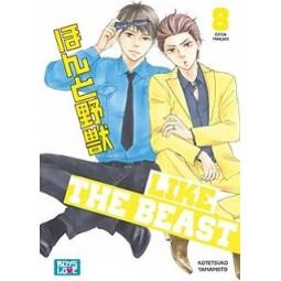 Like The Beast - Tome 08 - Livre (Manga)