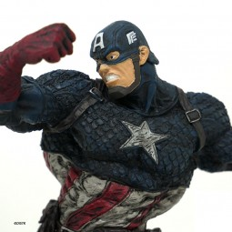 D5831 - CAPTAIN AMERICA -  FIGURINE CAPTAIN AMERICA