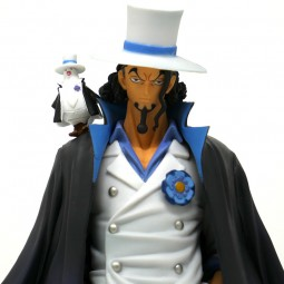 D6095 - ONE PIECE STAMPED - ROB LUCCI - MOVIE DXF -THE...