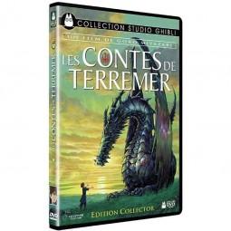 LES CONTES DE TERREMER - DVD