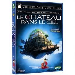 LE CHATEAU DANS LE CIEL - DVD