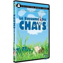LE ROYAUME DES CHATS - DVD