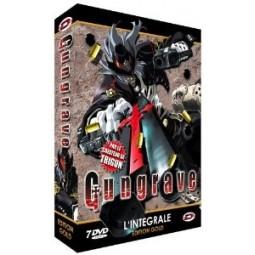 Gungrave - Intégrale - Coffret DVD + Livret - Edition Gold
