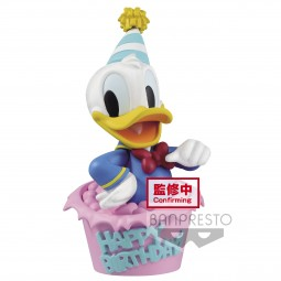 7650 - Disney Characters Fluffy Puffy - Donald Duck -...