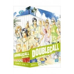 Double Call - Tomes 9 à 11 - 3 Mangas