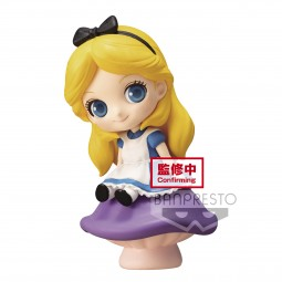 7656 - Sweetiny petit Disney Characters vol.1(A:Alice)