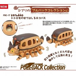 7858 - GHIBLI - CHAT BUS - PULL BACK COLLECTION