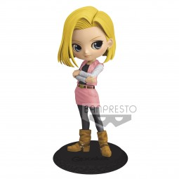 7934 - DRAGON BALL Z - Q posket-ANDROID 18 - (ver.B)