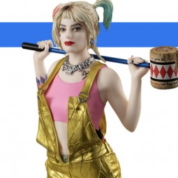 D6931 - BIRDS OF PREY - SSS FIGURE DE HARLEY QUINN