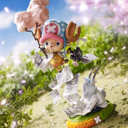 D8338 - ONE PIECE - Collaboration figure - Challenge from...