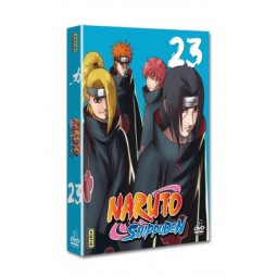 Naruto Shippuden - Coffret 3 dvd Vol. 23