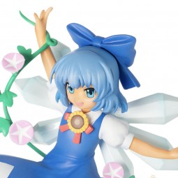 D7319 - TOUHOU PROJECT - PM FIGURE - CIRNO SUNTANNED