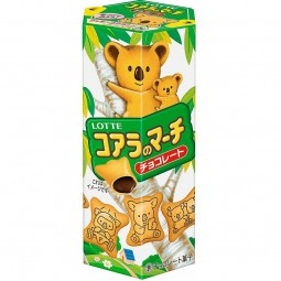 D8550 - LOTTE KOALA NO MARCH 195 Gr x 10