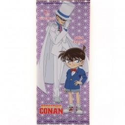 8568 - DETECTIVE CONAN - WALLSCROLL - CONAN & KAITO KID