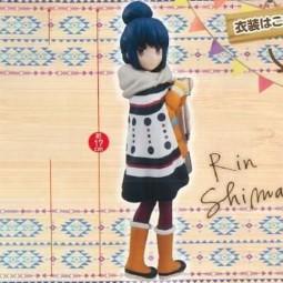 8627 - YURUCAMP - SPECIALE FIGURE - SHIMA RIN