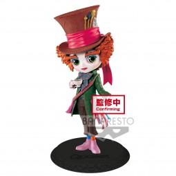 8747 - DISNEY - Q posket Disney Characters - Mad Hatter -...