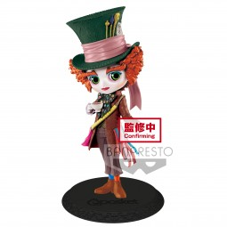 8746 - DISNEY - Q posket Disney Characters - Mad Hatter -...