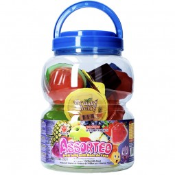 8831 - SAMYANG - FRUITY JELLY WITH COCONUT ASSORTED 1328...