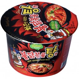 8834 - SAMYANG -  RAMEN BIG BOWL - HOT CHICKEN STEW - 105...