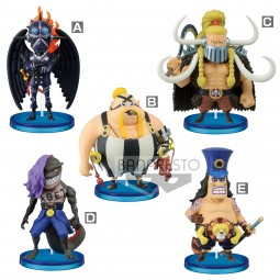 8868 - ONE PIECE WORLD COLLECTABLE FIGURE - BEASTS...