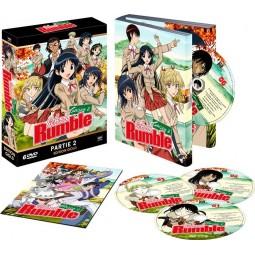 School Rumble - Intégrale Saison 2 - Coffret DVD + Livret - Edition Gold