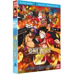 One Piece Z - Film 11 - Blu-ray - EDITION LIMITEE