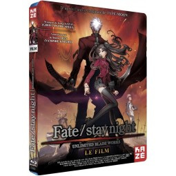 Fate/Stay Night : Unlimited Blade Works - Le Film - Blu-Ray
