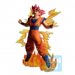 8924 - DRAGON BALL Z - ICHIBANSHO FIGURE SUPER SAIYAN GOD...