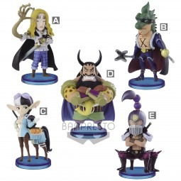 8970 - ONE PIECE WORLD COLLECTABLE FIGURE - BEASTS...