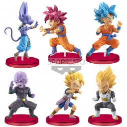 8968 - DRAGON BALL SUPER - WORLD COLLECTABLE FIGURE -...