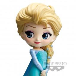 8977 - Q posket Disney Characters - Elsa - (ver.A)
