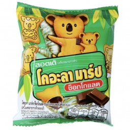 D8790 - LOTTE KOALA NO MARCH - SMALL PACK 19.5 Gr x 6