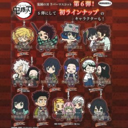 9036 - DEMON SLAYER - CAPSULE BARA MASCOT VOL.6 - PACK OF 10