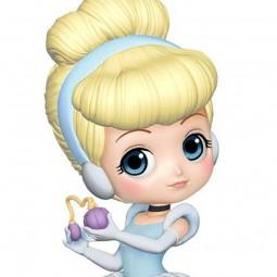 D5609 - Q posket perfumagic Disney Characters -Cinderella...