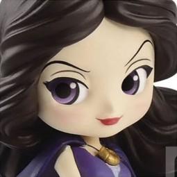 D6133 - Disney Character Q posket petit - Villains Ⅱ...