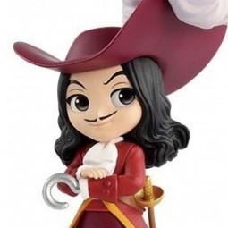 D6134 - Disney Character Q posket petit - Villains Ⅱ...