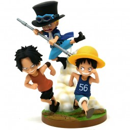 D7031 - ICHIBANSHO ONE PIECE FIGURE - The Bonds of Brothers