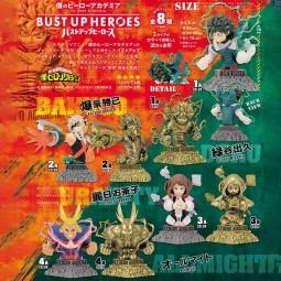 9065 - MY HERO ACADEMIA - BUST HEROES - 8 PACK BOX