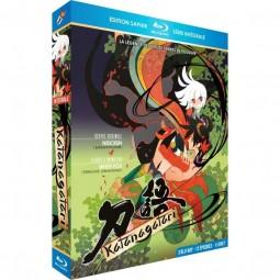 Katanagatari - Intégrale - Coffret [Blu-Ray] + Livret - Edition Saphir