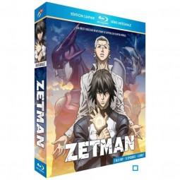 Zetman - Intégrale - Coffret [Blu-Ray] + Livret - Edition Saphir