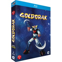 Goldorak - Partie 2 - Coffret Blu-Ray