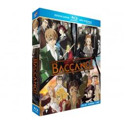 Baccano ! - Intégrale + OAVs - Coffret [Blu-Ray] + Livret - Edition Saphir