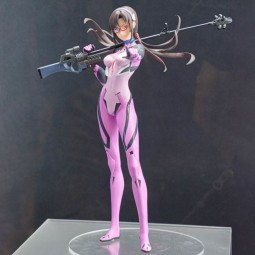 9348 - EVANGELION - LPM FIGURE - MAKINAMI MARI - ILLUSTRIOUS