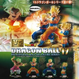 9400 - DRAGON BALL SUPER VS DRAGONBALL VOL. 17 X 50