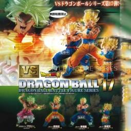 9401 - DRAGON BALL SUPER VS DRAGONBALL VOL. 17 X 10