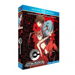 C-Control : The Money of Soul and Possibility - Intégrale - Coffret [Blu-Ray] + Livret - Edition Saphir