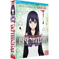 Brynhildr in the Darkness - Intégrale (Série TV + OAV) - Coffret Blu-ray