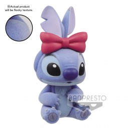 9462 - Disney Characters Fluffy Puffy - Stitch & Angel -...