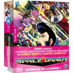 Space Dandy - Saison 1 - Coffret Blu-Ray